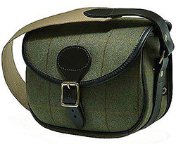 Croots Tweed Cartridge Bag