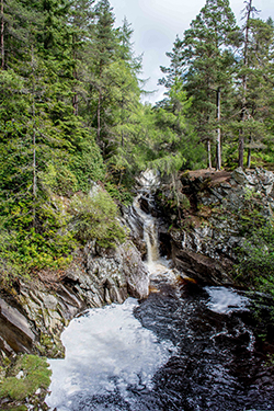 The Falls of Bruar