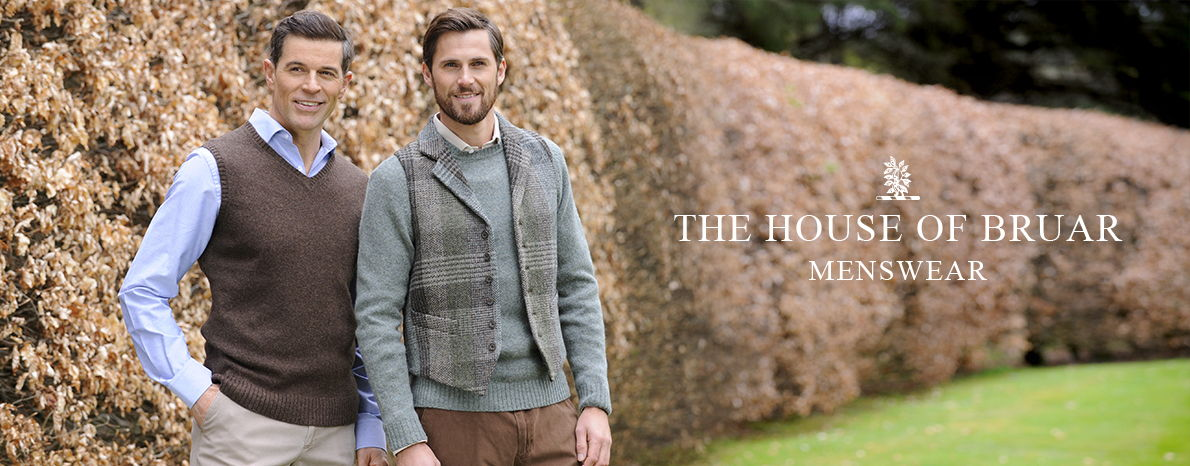 The House of Bruar Menswear Collection