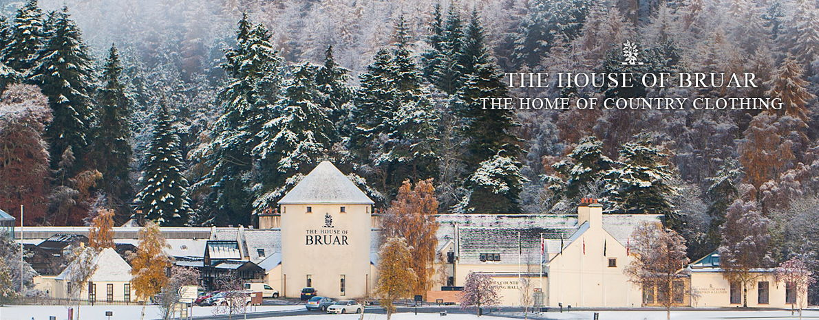 House of Bruar Mail Order Catalogues