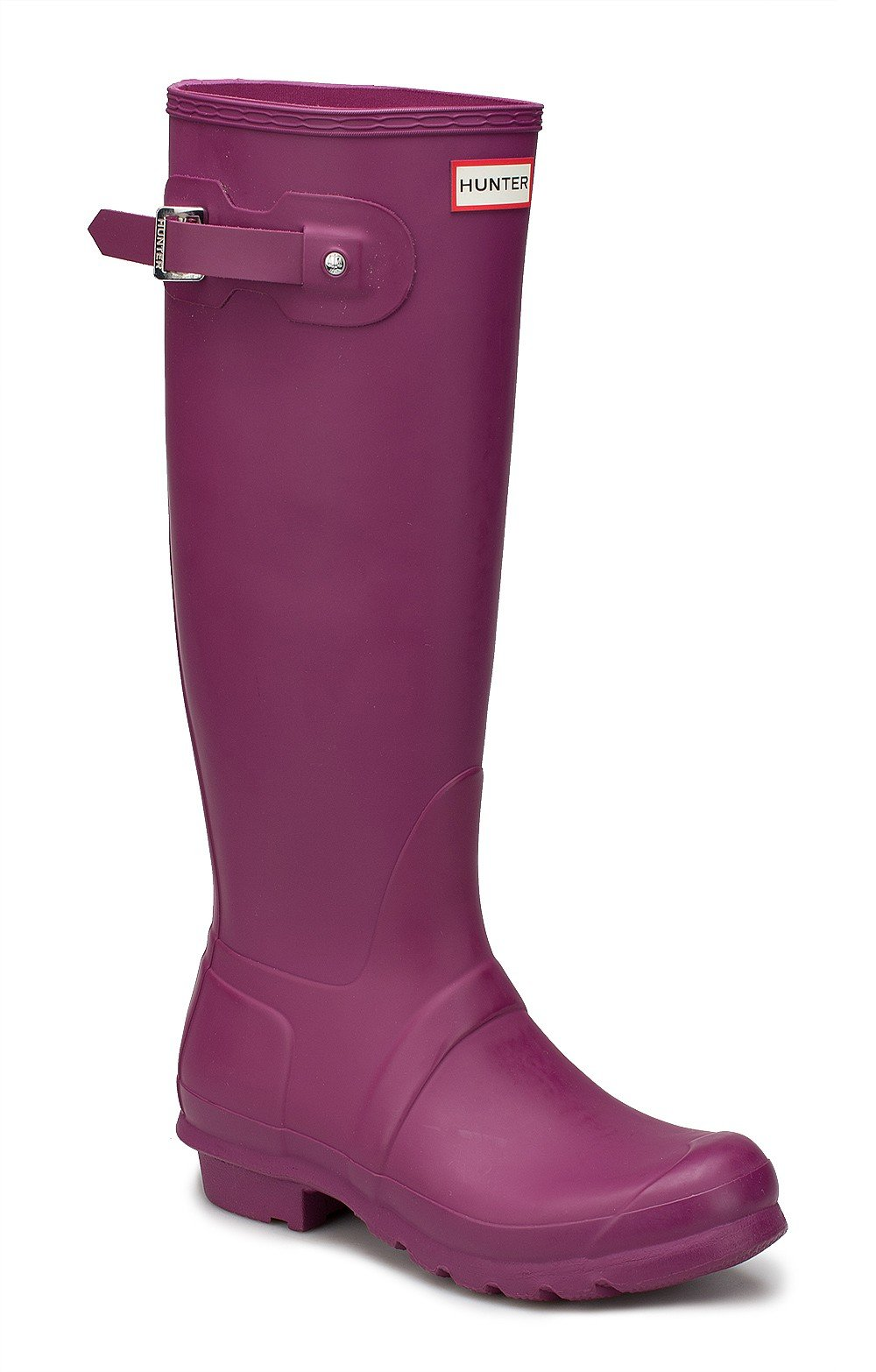 Original Hunter Matt Wellies violet