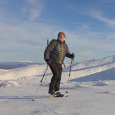 Winter Walking with Cameron McNeish