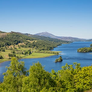 Sights to see in Perthshire