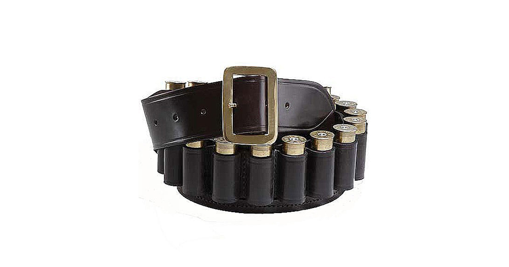 Croots cartridge belt