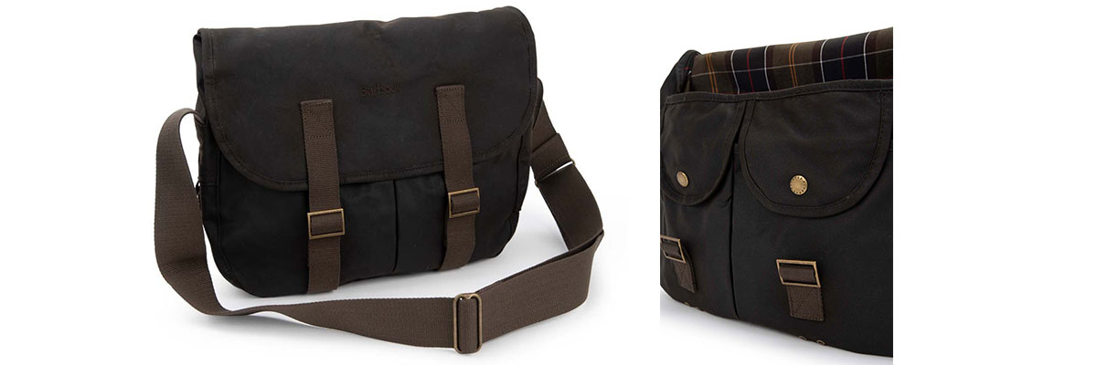 Barbour thornproof bag