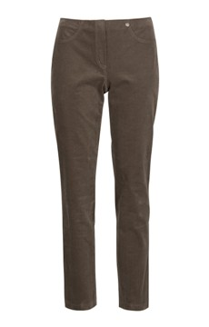Robell needlecord trousers in beige