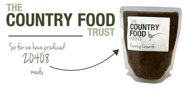 Country food trust endorsed by Sir Ian Botham