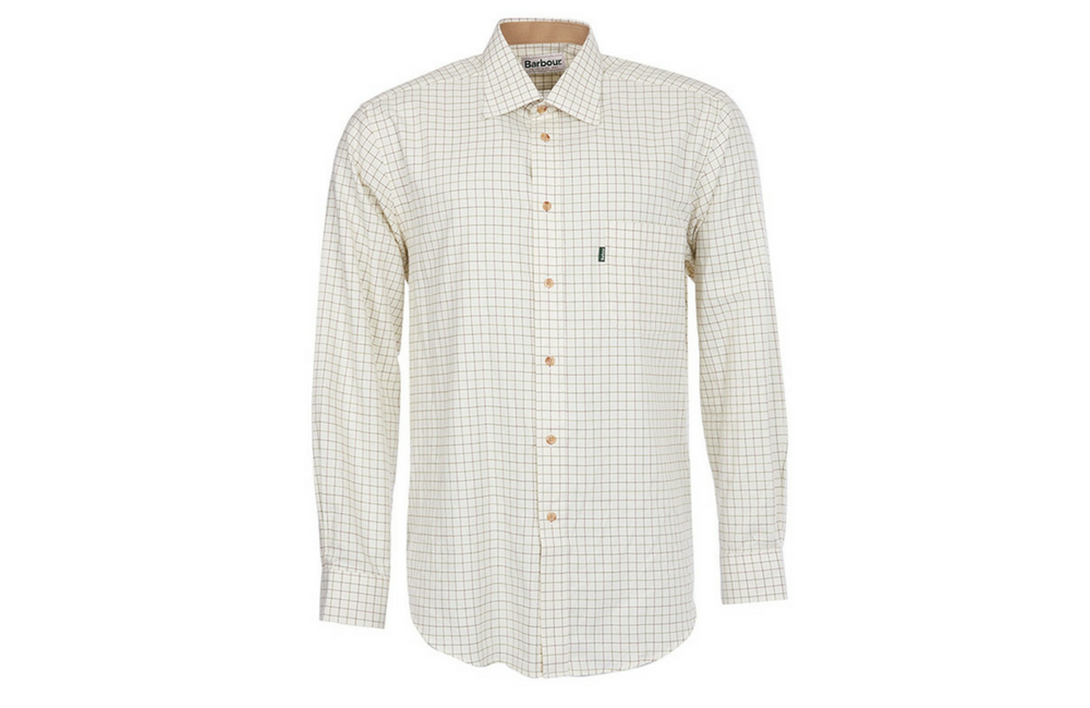 barbour field tattershall shirt house of bruar