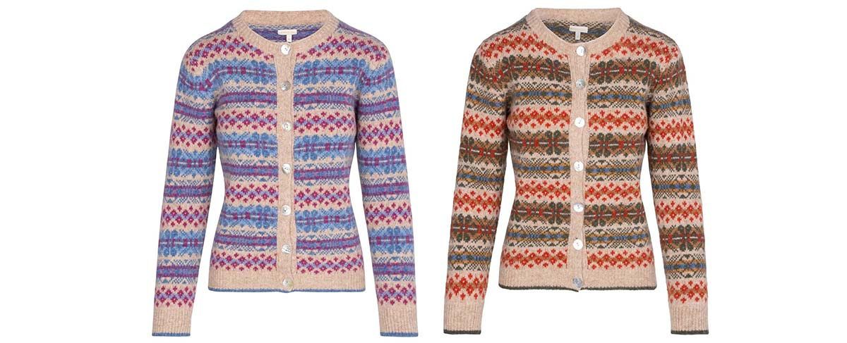 Fairisle jumpers