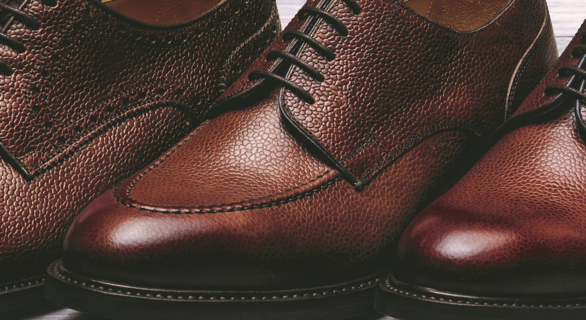 Leather Shoe Care