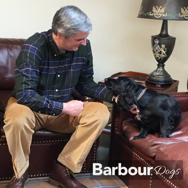 Barbour Dogs: Behind the Scenes
