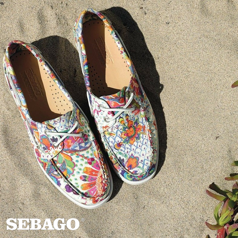Sebago: Live Your Best