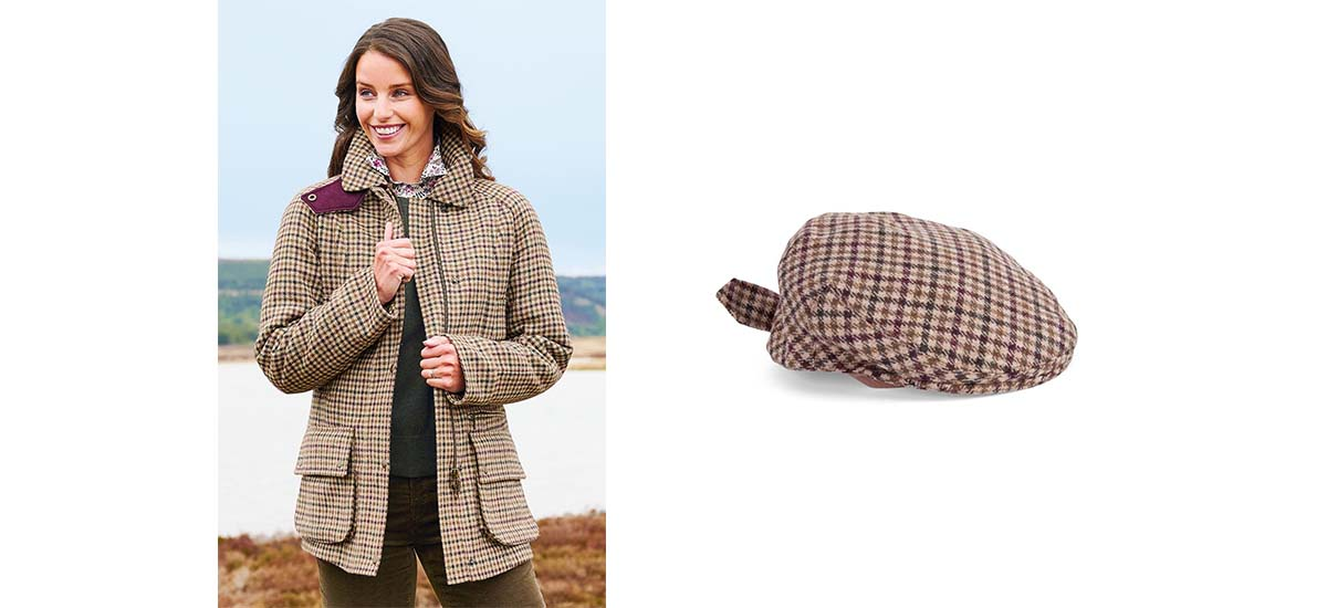 tweed hunting jacket