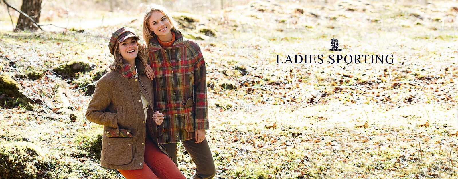 Ladies Sporting Clothing