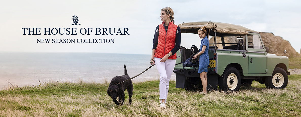 The House of Bruar Spring/Summer Collection 2018