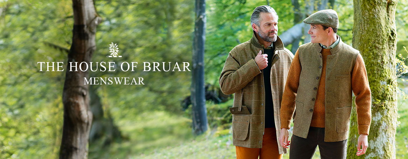 Mens Country Clothing House of Bruar