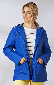 Ladies Raincoats