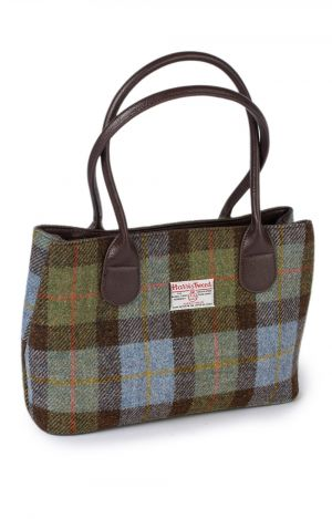 Leather Bags Tweed