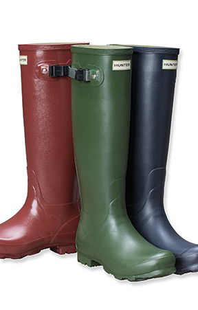 Wellingtons & Country Boots