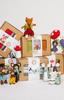 Craft Kits & Felt