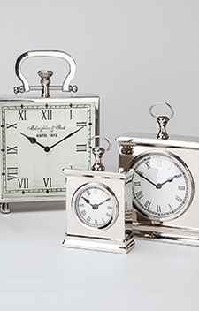 Clocks, Pictures & Decorative