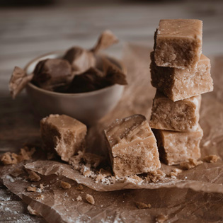 Fudge & Toffee