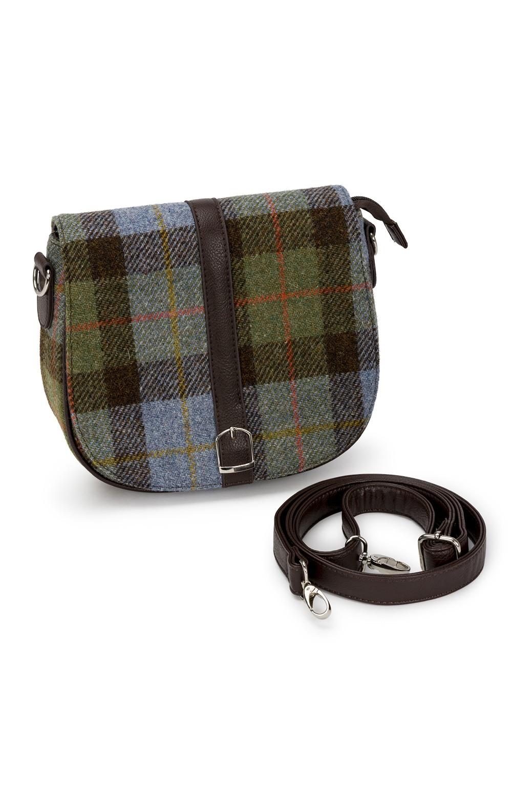 Beauly Harris Tweed Shoulder Bag