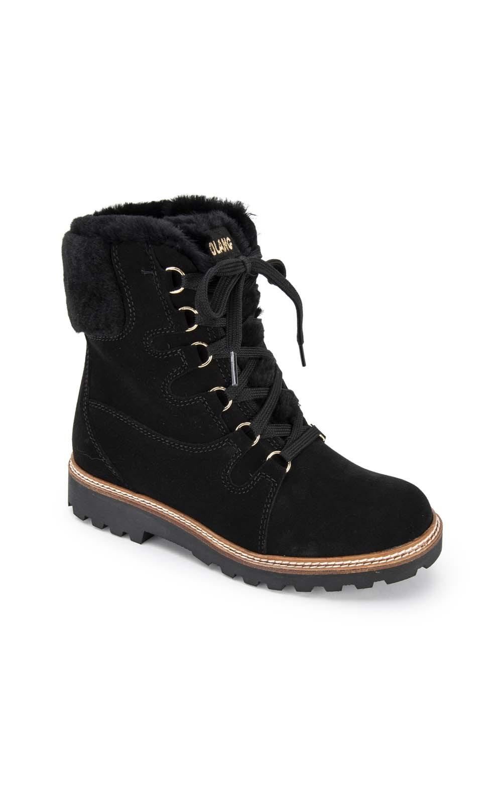 Ladies Sheepskin Waterproof Boot