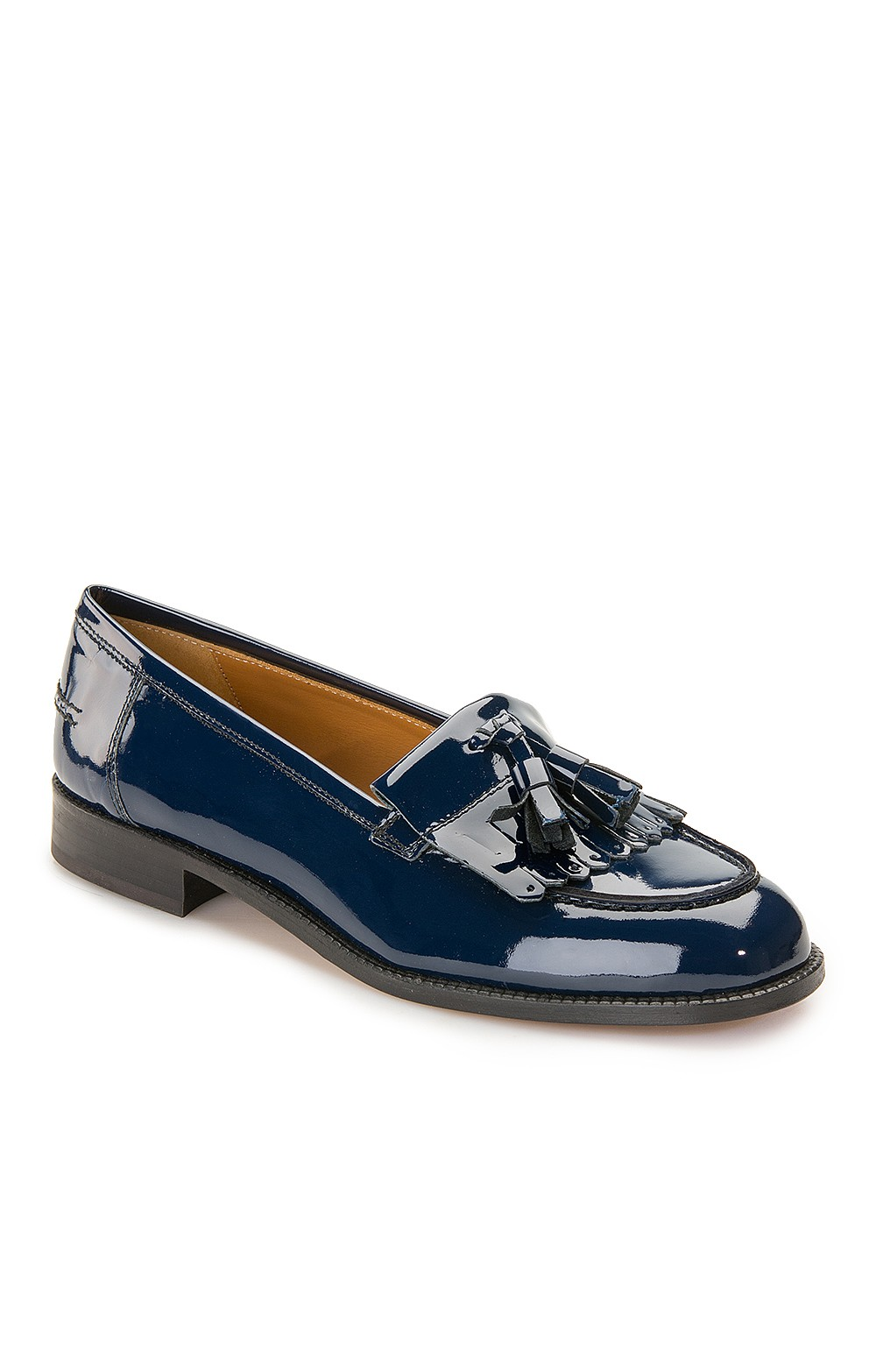 d43249de6 Patent Tassel Loafer - House of Bruar