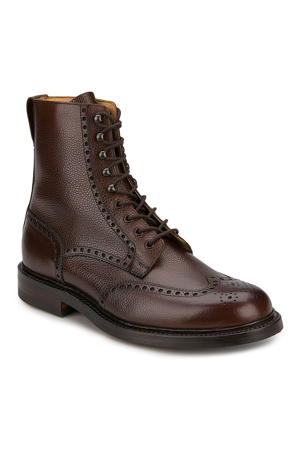 d65baa94db47df Mens Crockett And Jones Islay Leather Boot   Men's Leather Shoes & Boots    House Of Bruar