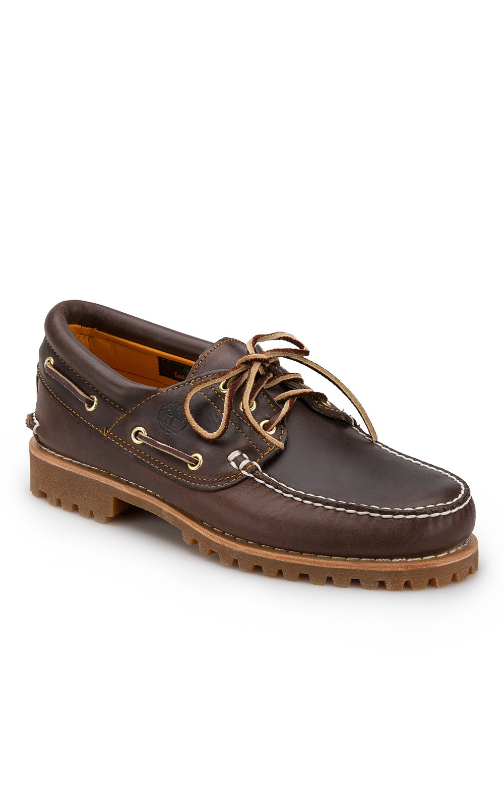b0c2661fa16 Mens Timberland 3 Eye Boat Shoe