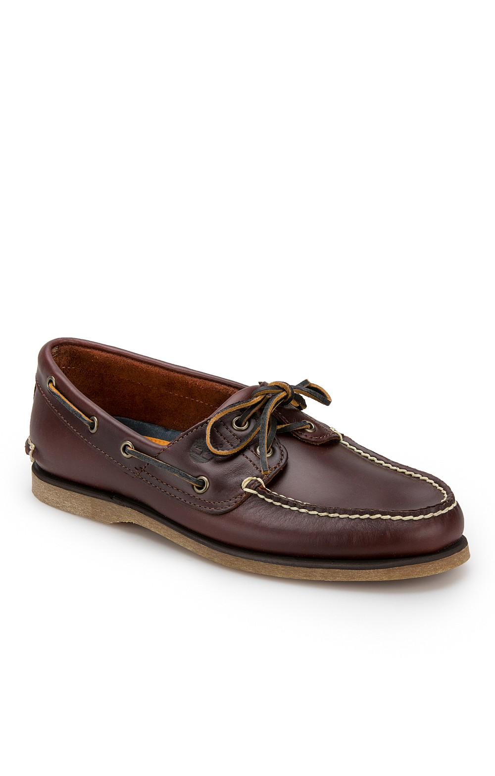 492fcb30d753 Mens Timberland 2 Eye Boat Shoe