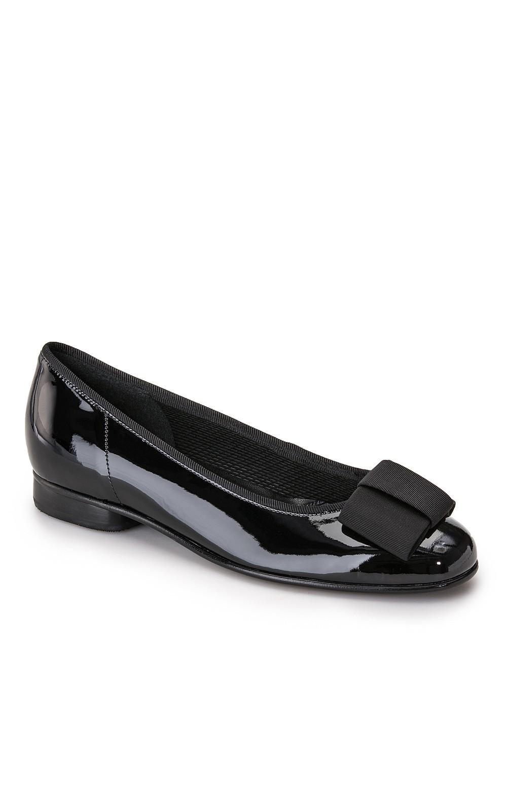 b885b9dc90ecc Gabor Petersham Bow Pump | Ladies Evening/Dress Shoes | House Of Bruar
