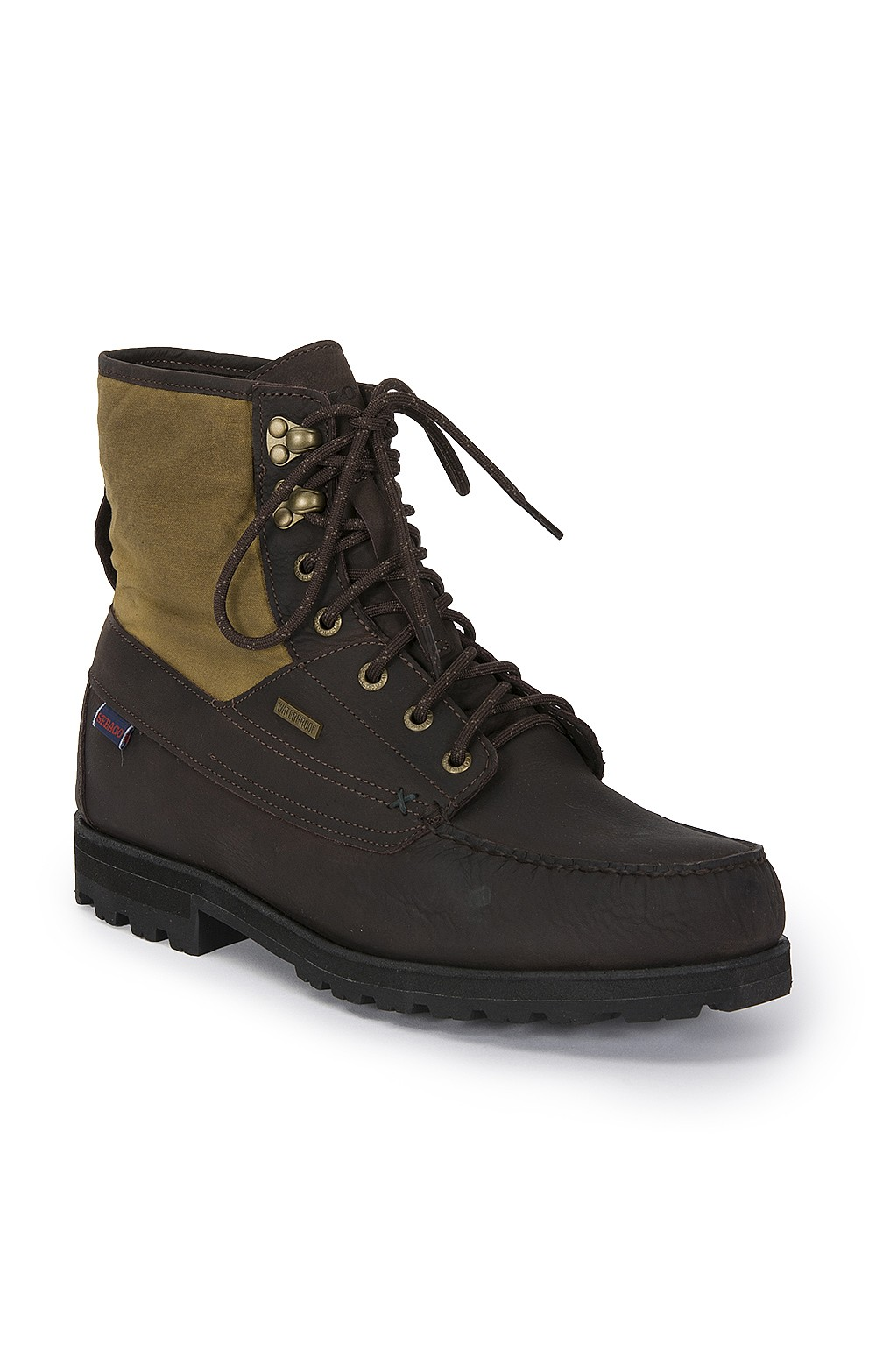 f4037a61a20 Mens Sebago Waterproof Vershire Boot - House of Bruar