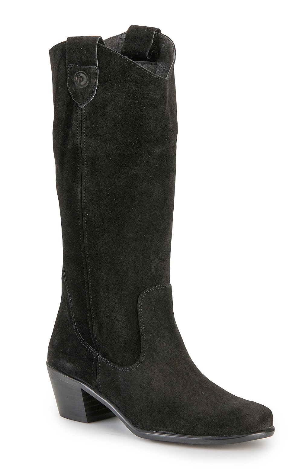 6f4c3077005 Suede Cowboy Boot - House of Bruar