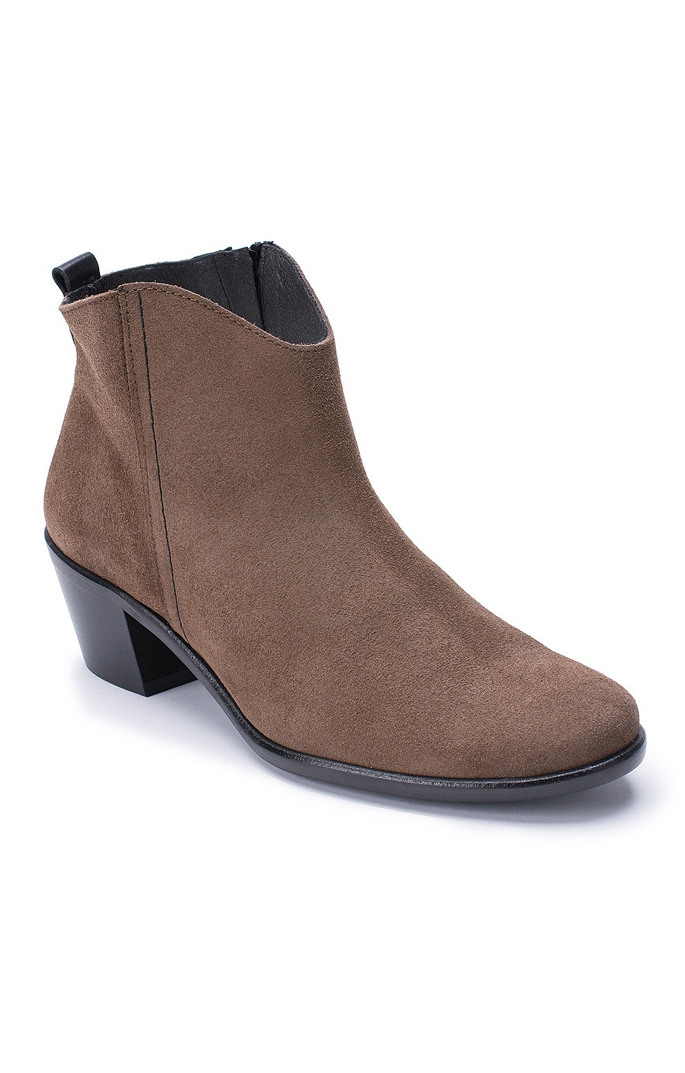 d636abde797 Classic Suede Ankle Boot - House of Bruar