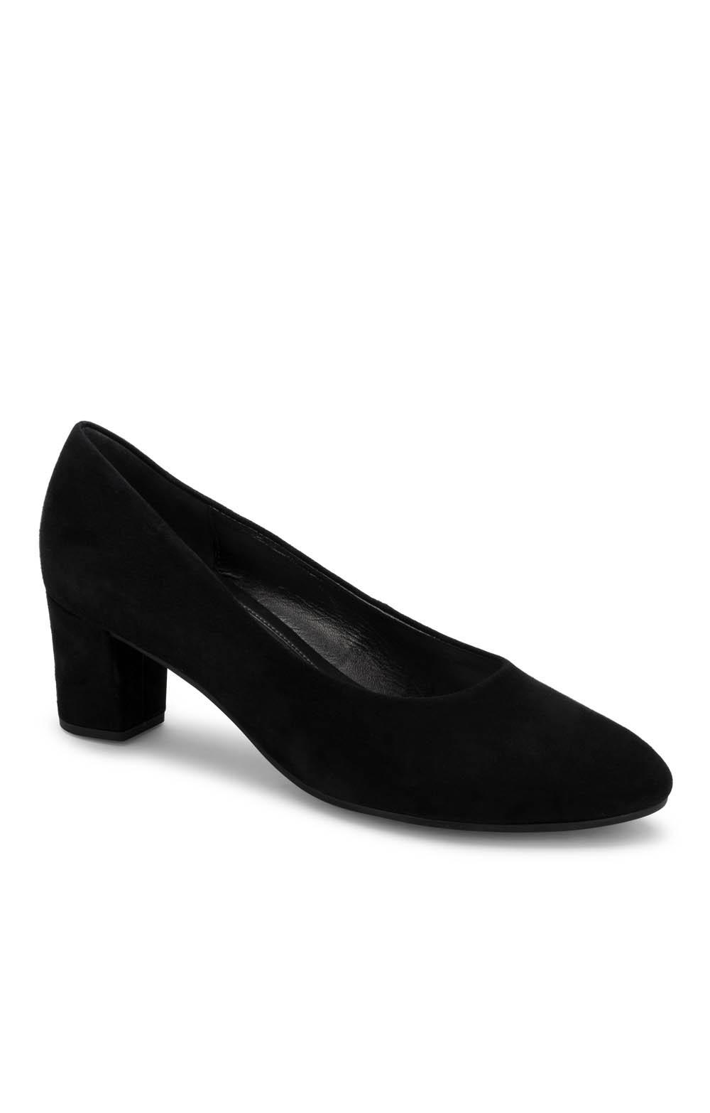 9b6f7cfb67bd8 Ladies Gabor Suede Court Shoe - House of Bruar