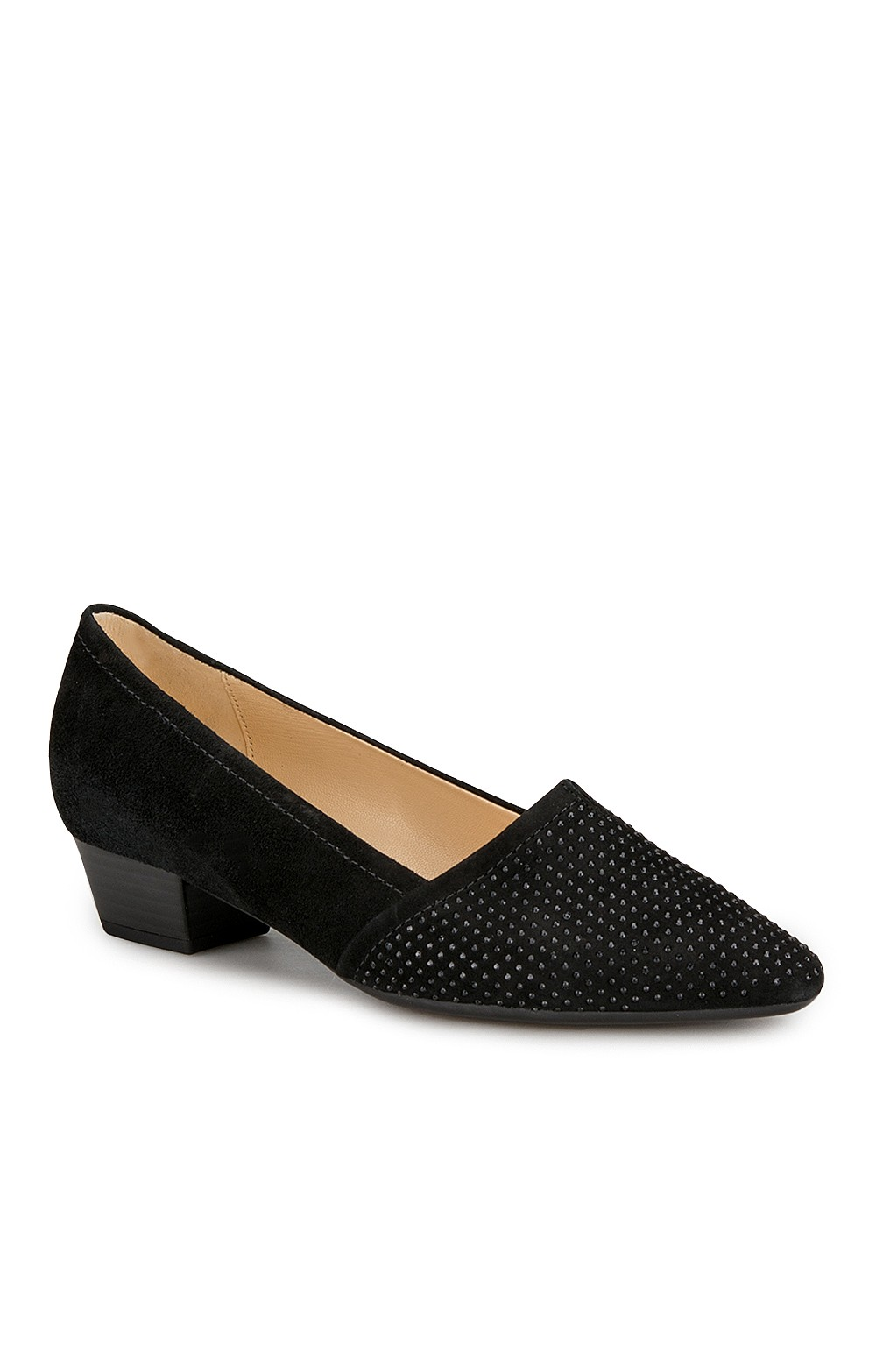 e921c715f0904 Gabor Sequin Toe Shoe - House of Bruar