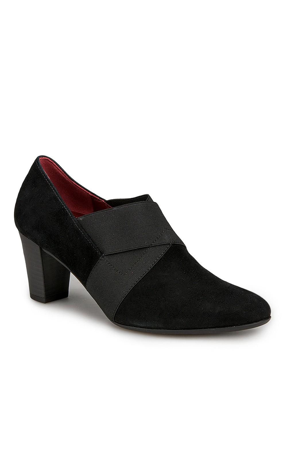 f2a9b99d7ac10 Ladies Gabor Elasticated Trouser Shoe - House of Bruar