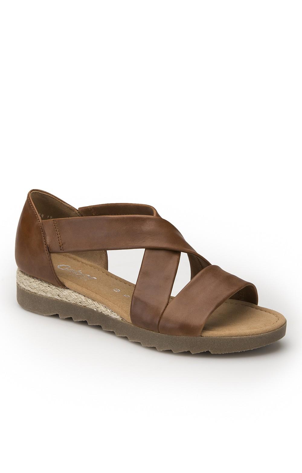 45361c9256d3a Ladies Gabor Roman Sandal - House of Bruar