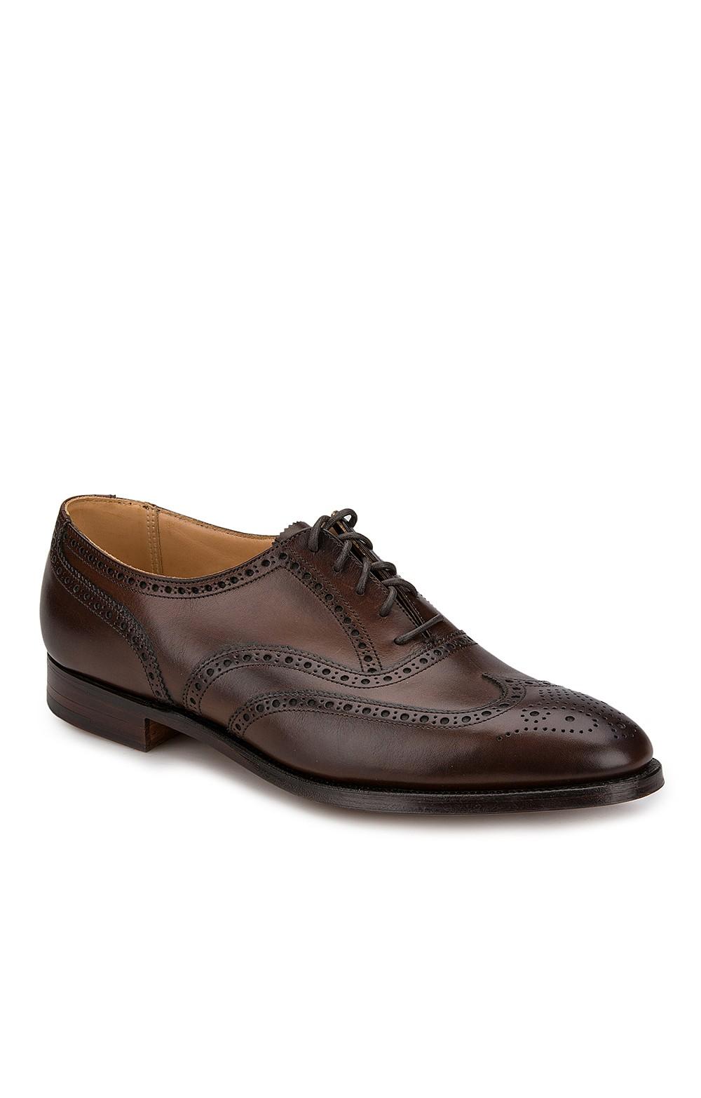 Mens Crockett And Jones Finsbury Shoe
