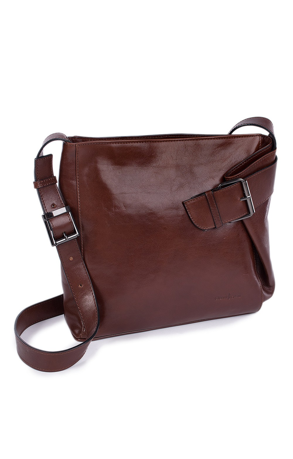 Las Gianni Conti Side Buckle Bag