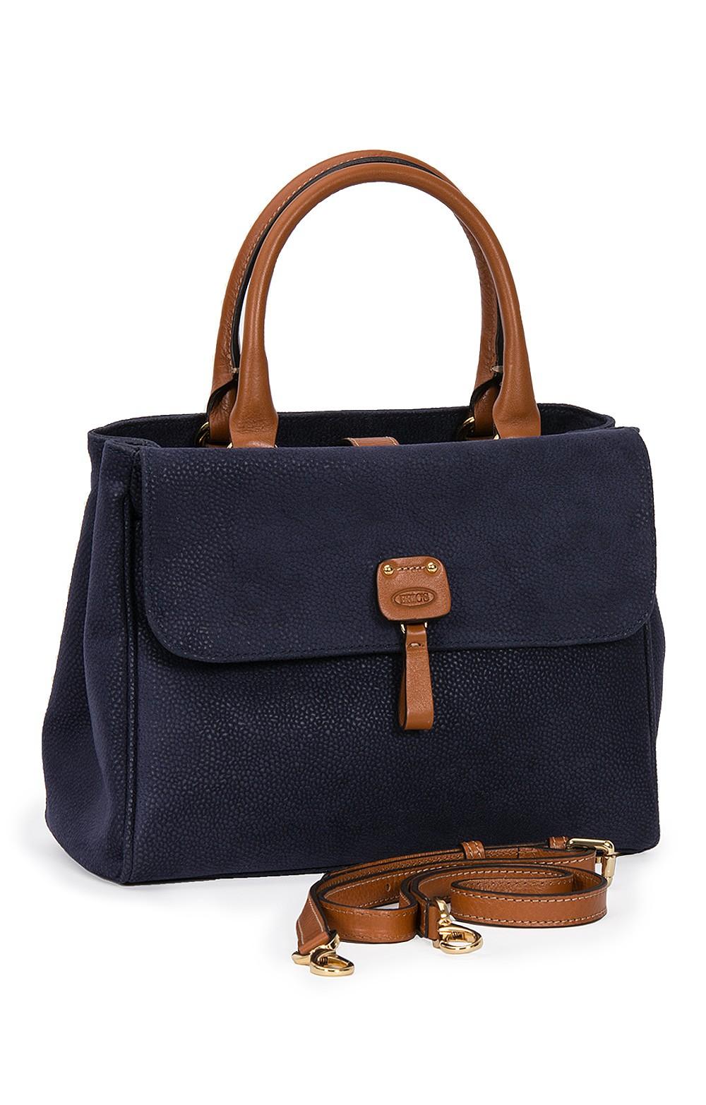 Brics Clip Front Pocket Bag