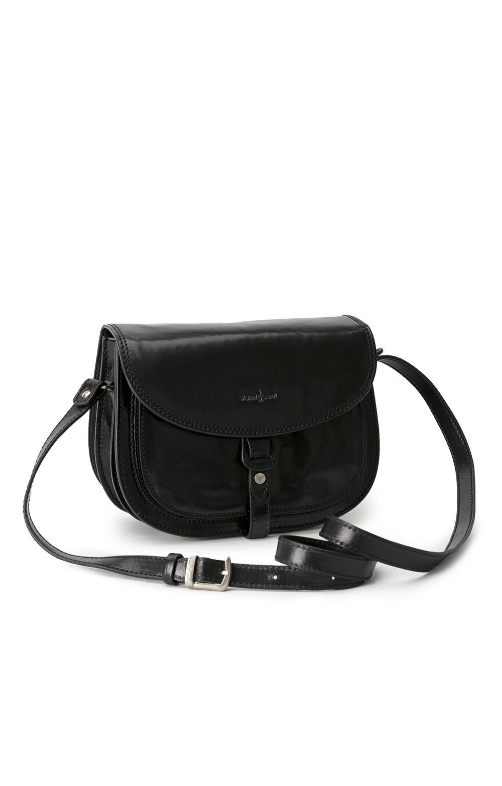 Gianni Conti Classic Saddle Bag