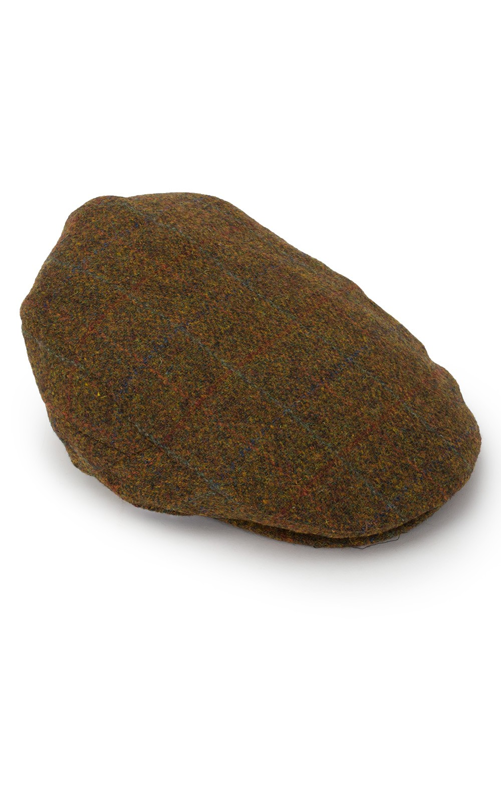08138630a22 Harris Tweed Cap - House of Bruar