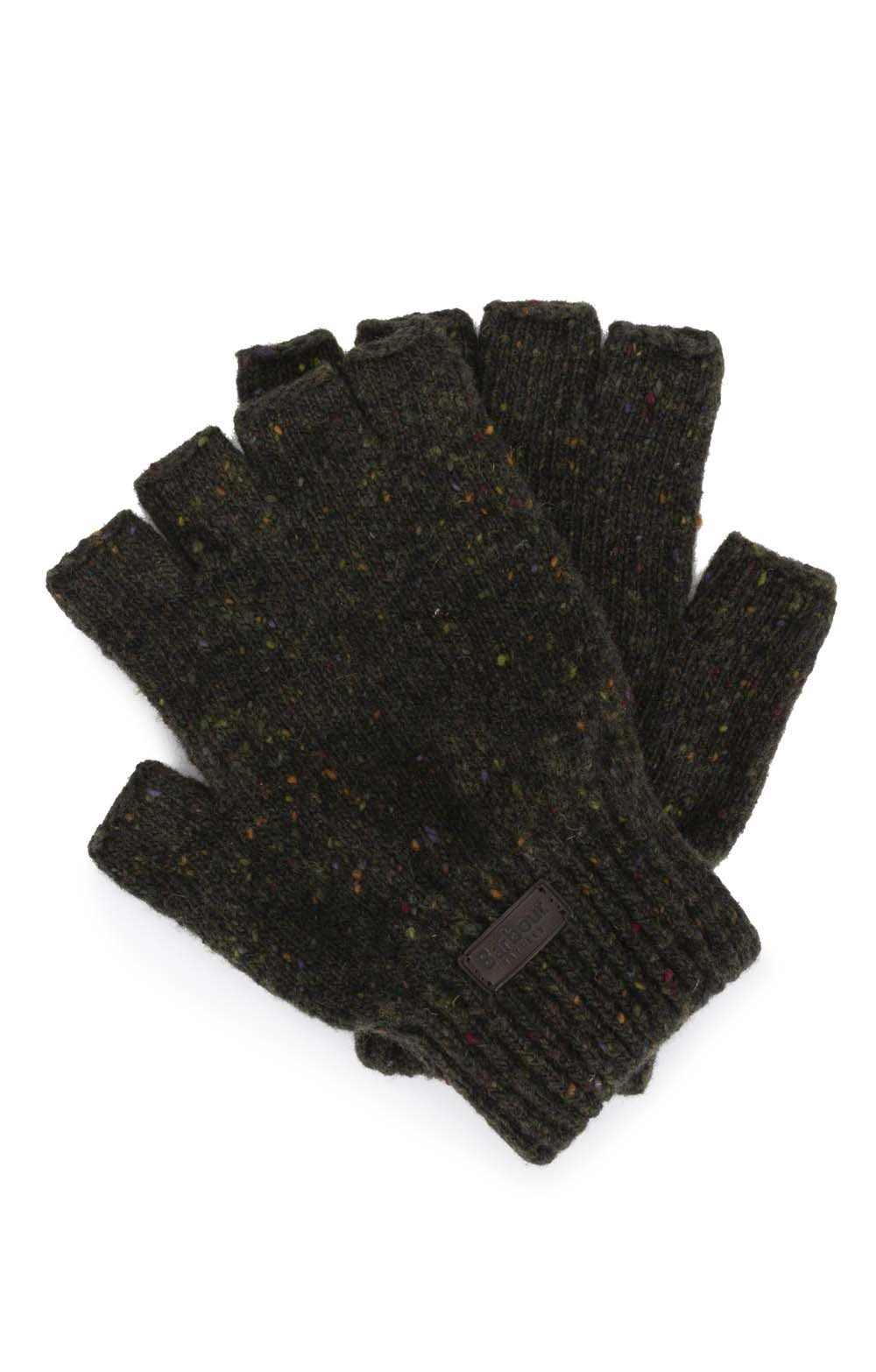 6410f9d7201d3 Barbour Mens Donegal Fingerless Gloves - House of Bruar