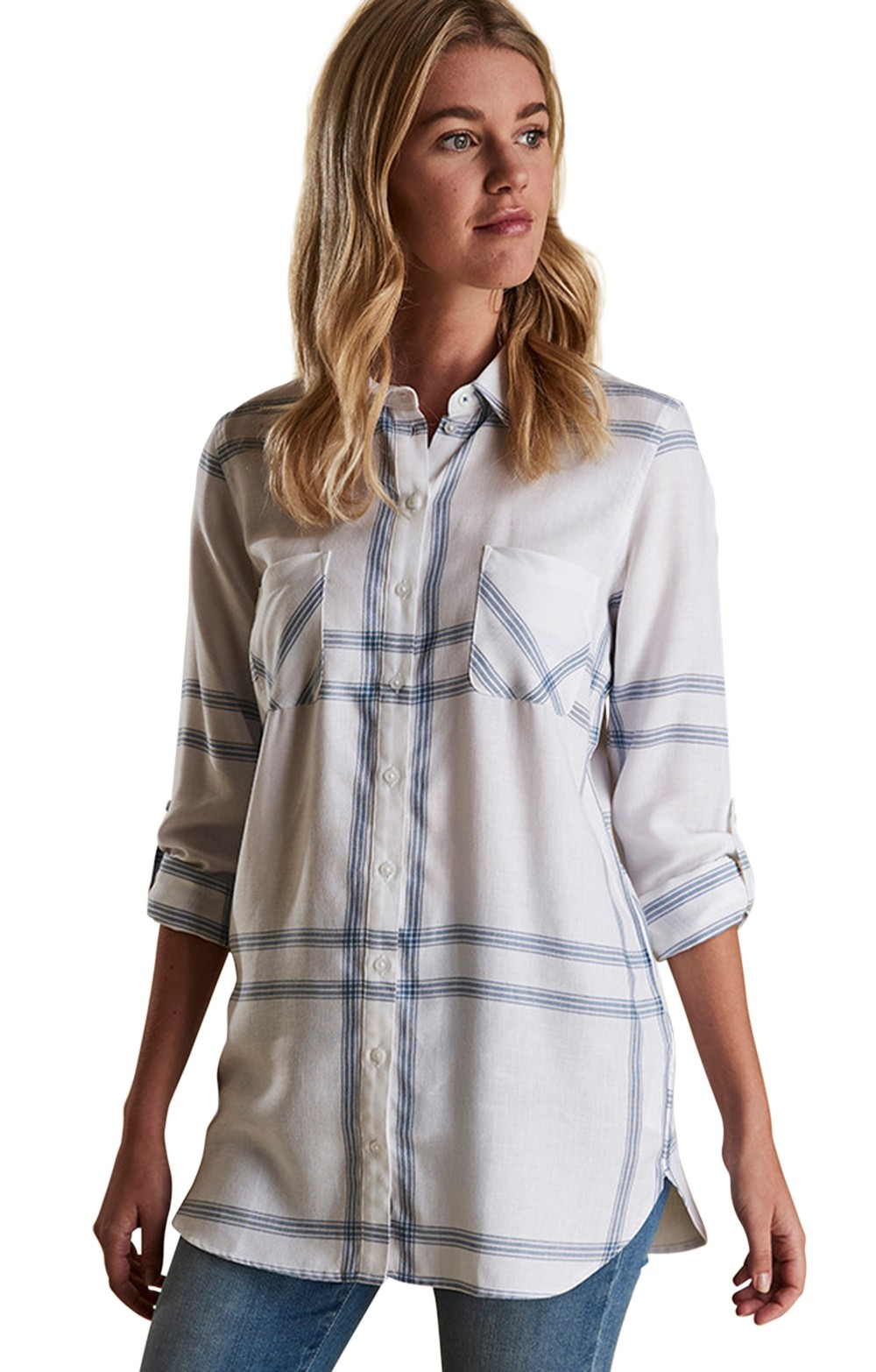 aa467bd18215e4 Ladies Barbour Baymouth Shirt - House of Bruar