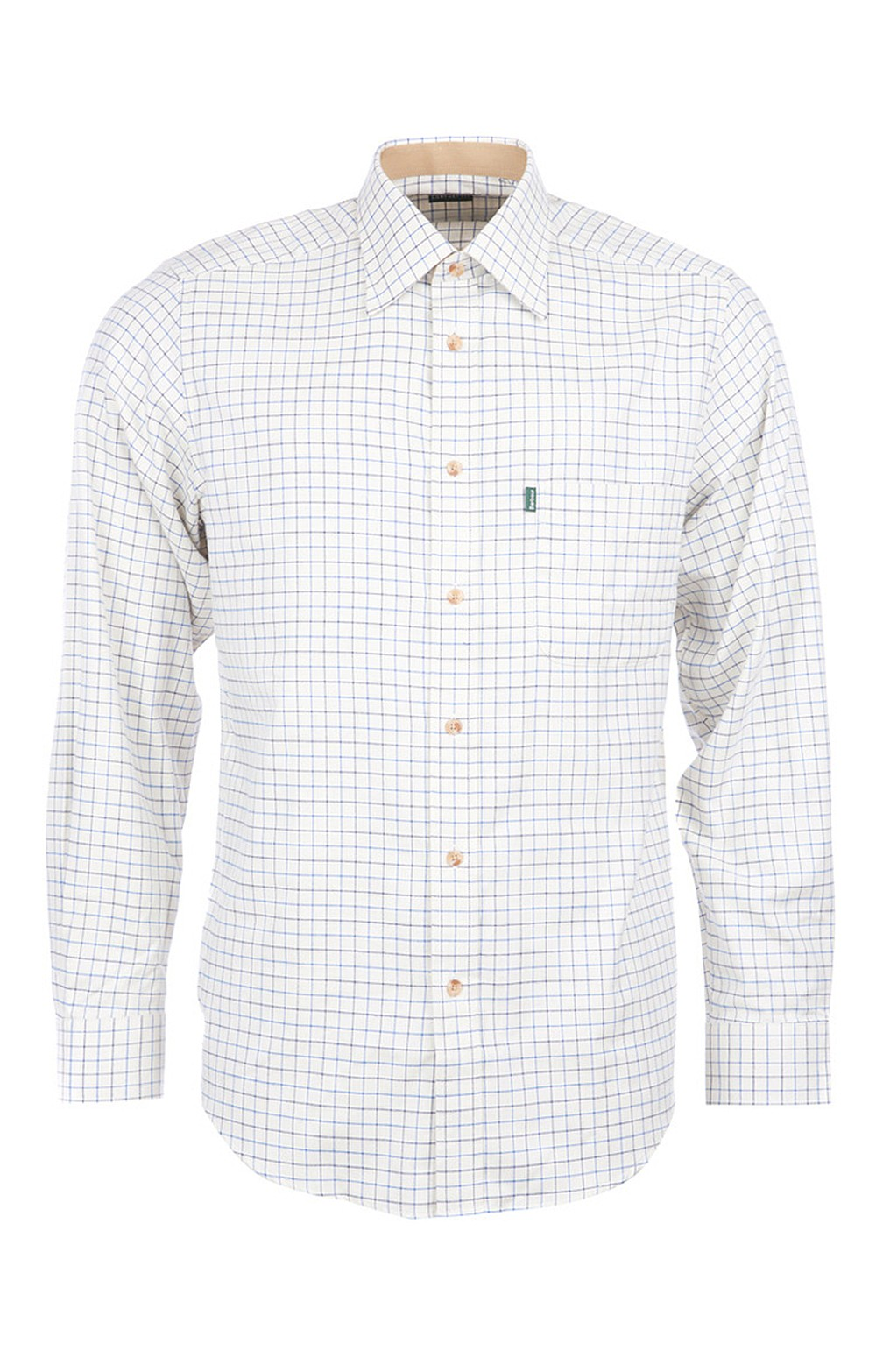 8d1561f6 Mens Barbour Field Tattersall Shirt | Men's Sporting Shirts | House Of Bruar