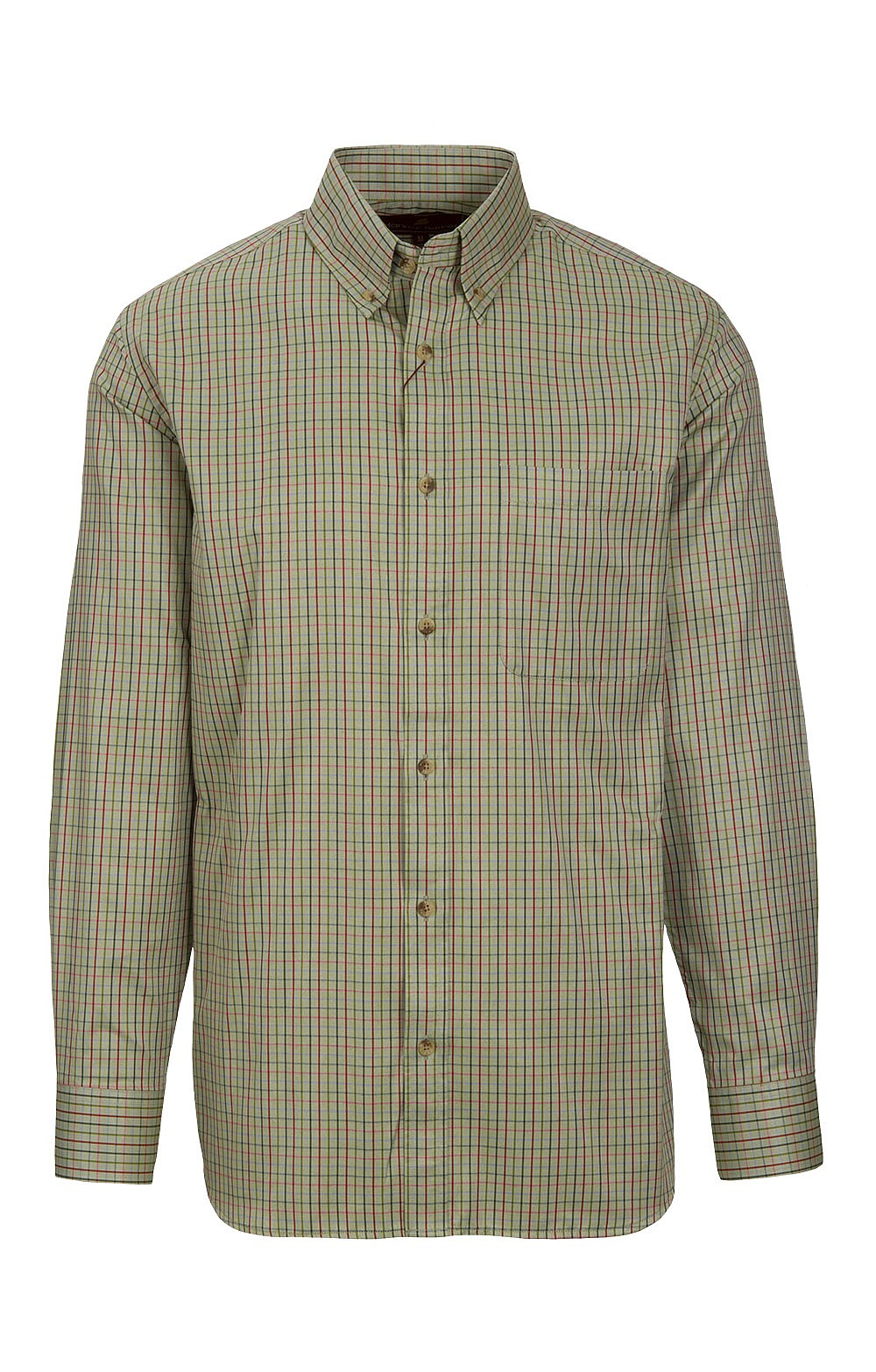 d3ecc033 Mens Country Check Shirt | Men's Tattersall Shirts | House Of Bruar