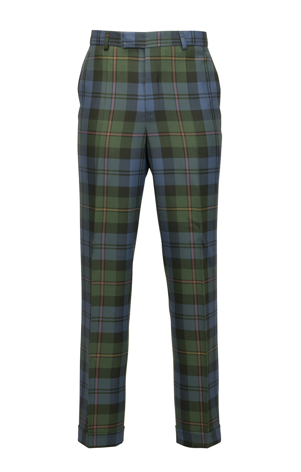 extremely unique speical offer enjoy discount price Plaid Trousers